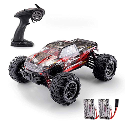 EPHYTECH 1/16 Fast Remote Control car 36km/h 4X4 Off Road Electric RC Trucks All Terrain Waterproof Toys Vehicles for Kids and Adults ()