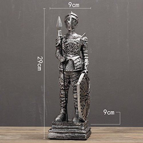 modèle à romain soldat Color vintage créative Européenne de accessoires de accessoires soldat entrée D vin A fenêtre Classique maison décoration partition collection armoire modèle nAOI1nwqx