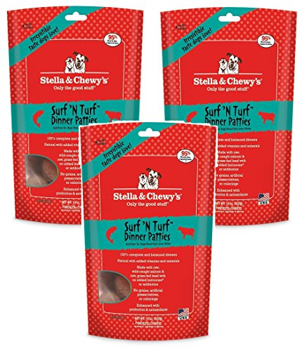 Stella & Chewy'S Freeze Dried Surf 'N Turf (Pack of 3)