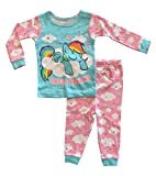 My Little Pony Baby Girls' 2-Piece Cotton Pajama