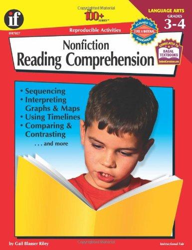 The 100+ Series Nonfiction Reading Comprehension, Grades 3-4 PDF