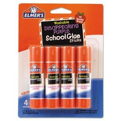 Elmers Glue Stick (EPIE543 - Elmer's Washable School Glue Sticks)