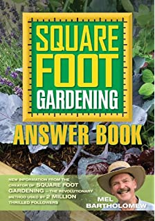 Square Foot Gardening Answer Book: New Information From The Creator Of Square  Foot Gardening