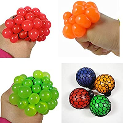 blinkee Anti Stress Force Mood Squeeze Relief Grape Ball by: Toys & Games