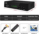 UBISHENG Digital TV Converter Box, 1080P ATSC