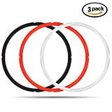 Mocoosy Pressure Cooker Pot Sealing Ring 8QT Silicone Sealing...