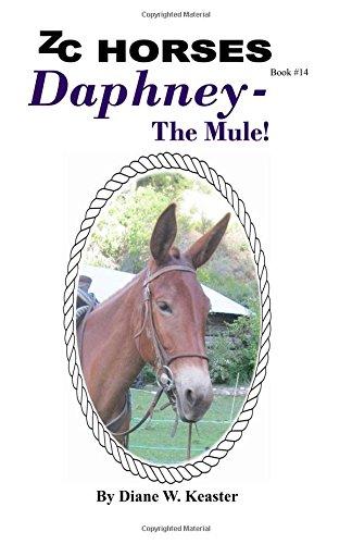 Image result for zc horses daphney the mule diane w. keaster
