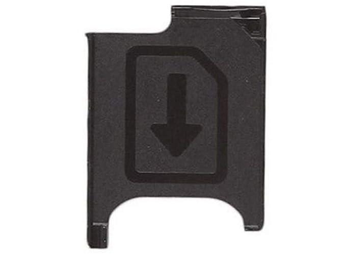 BisLinks® Micro soporte de bandeja de tarjeta Sim de repuesto de pieza del de repuesto Para Sony Xperia Z2 D6503