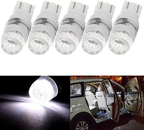 20x 6000K White 192 168 194 2323 T10 Wedge LED Car Lights Bulb Lamp 12V US