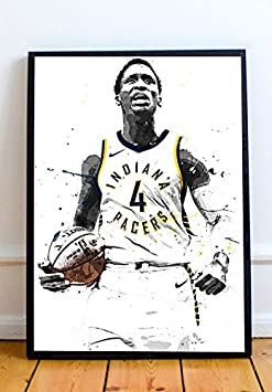 Victor Oladipo Limited Poster Artwork – Professional Wall Art Merchandise More Sizes Available 20×24