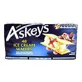Askeys Ice Cream Wafers x 48 150g