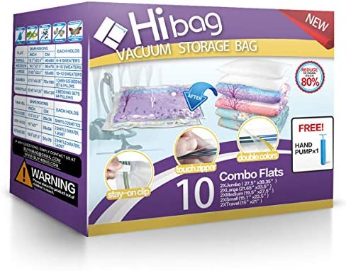 Hibag Storage 10 Pack Roll up 10 Combo product image