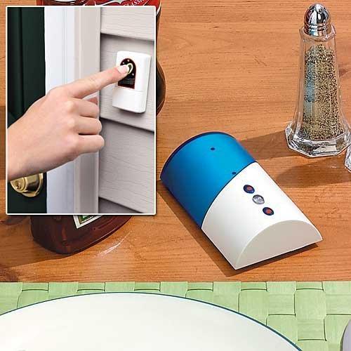 Wireless Digital Doorbell | Transmits up to 260 ft away by Hampton (Image #1)