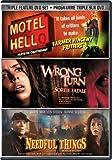 Motel Hell / Wrong Turn / Needful Things