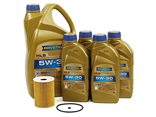 2008 Mercedes Benz Diesel (BLAU J1A7003-A Mercedes Benz ML320 Motor Oil Change Kit - 2007-08 w/ 6 Cylinder 3.0L CDI Diesel Engine)