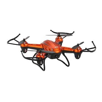 Goolsky JJRC H32GH Drone con Cámara 2.0MP 5.8G FPV 4CH 6-Axis Gyro ...