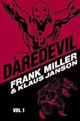 Daredevil By Frank Miller & Klaus Janson Volume 1 TPB: v. 1 (Graphic Novel Pb)