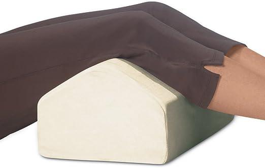 Amazon.com: Contour Productos kneezup Leg – Cojín en cuña ...