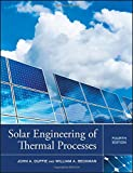 Solar Engineering of Thermal Processes 4th Edition