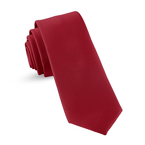 - Handmade Self Tie Ties For Boys Woven Boys Burgundy Red Ties: Neckties For Kids Wedding Graduation