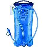 Hydration Bladder Swamerfa Blue Wide Mouth 2L 2.5L 3L Water...