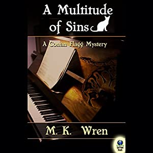 A Multitude of Sins Audiobook