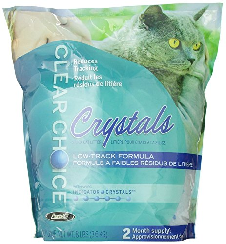 with Crystal Litter design