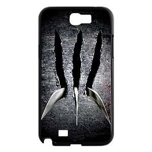 Printed Phone Case Wolverine For Samsung Galaxy Note 2 N7100 NC1Q02414