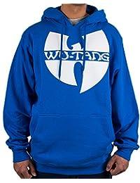 Wu-Wear Wu-Tang Clan Logo Hoodie Royal Blue Wu Tang Wear Hoody Sweater S-3XL