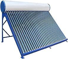 Termotanque solar 300L Heat Pipe