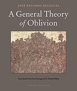 book cover of A General Theory of Oblivion