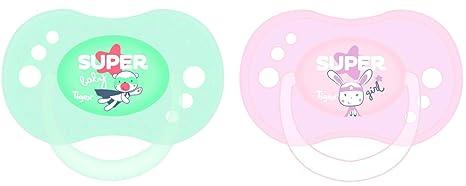 Tigex 320173 - Chupete para bebe, Latex, colores surtidos ...