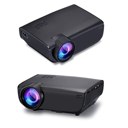 GMACCE Proyector LED DLP Proyector LED 1500 LM Soporte 1080P ...