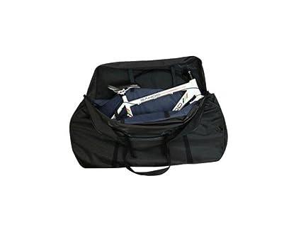 92c33168f751 Amazon.com : Nola Sang Folding Bike Bag Travel Bag 20-26