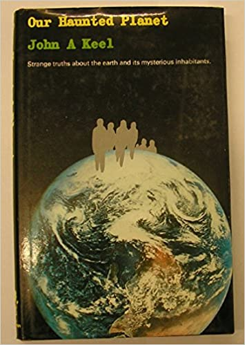 Book -- OUR HAUNTED PLANET