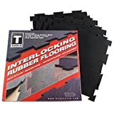 Body-Solid Interlocking Rubber Flooring Review