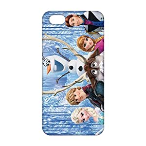 Angl 3D Case Cover Cartoon Frozen Phone Case for iphone 5c