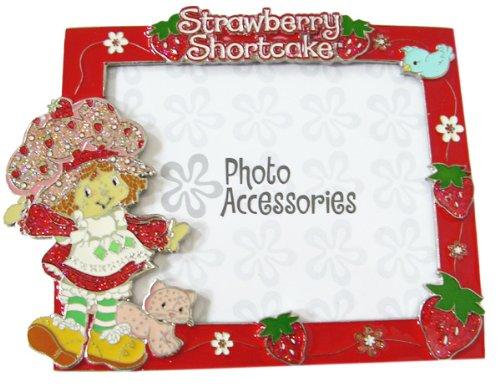 Photo Shortcake Strawberry - Strawberry Shortcake Picture Frame ~ Photo Frame