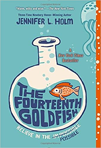 Image result for the fourteenth goldfish