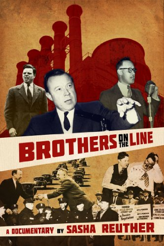 Brothers on the Line - On Union Shops Street