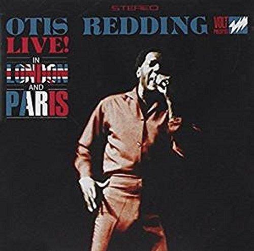 OTIS REDDING - Live in London & Paris