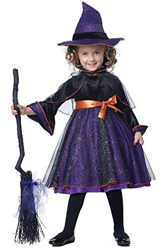 Witch Costumes For Toddlers - California Costumes Hocus Pocus Toddler Costume, Size 4-6
