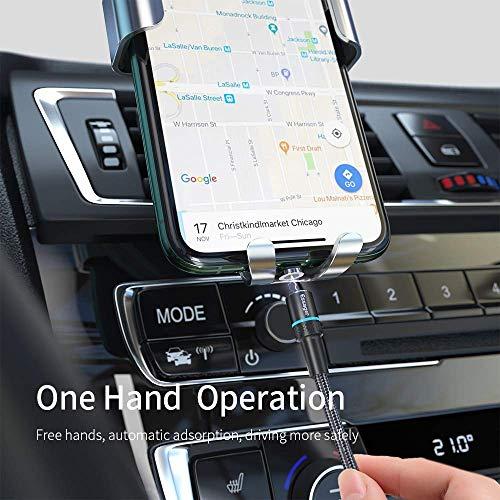 KIT 3 em 1 Cabo Magnetico + MICRO USB + TIPO C + IOS - Nylon trançado com indicador LED Carregador de conexão automática…