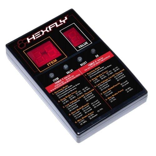 (Redcat Racing Hexfly Program Card)