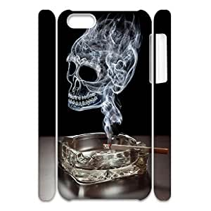 C-EUR Diy 3D Case Skull for iPhone 5C