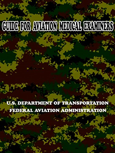 Amazon com: Guide for Aviation Medical Examiners eBook: FAA
