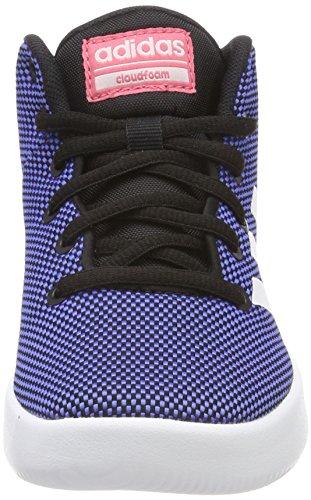 Chaussures Mid Ftwbla Unisexes Azalre Hautes Adidas Refresh maruni 000 Enfants Cloudfoam Pour Bleues EBwx6tTq