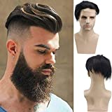 Rossy&Nancy French Lace Front with PU Men's Toupee
