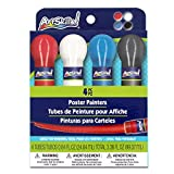 ArtSkills Poster Painters, 4 Pieces (PA-1297)