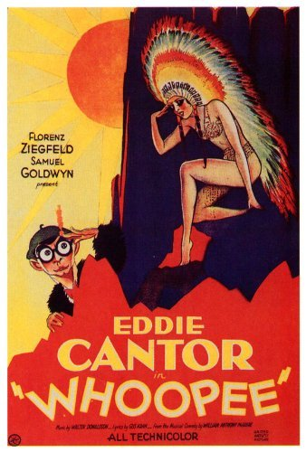 Whoopee POSTER Movie (27 x 40 Inches - 69cm x 102cm) (1930)